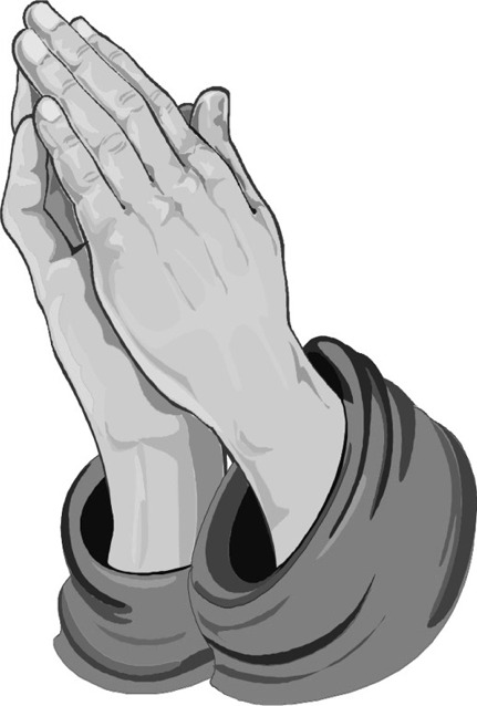 Betende Hände Bedeutung